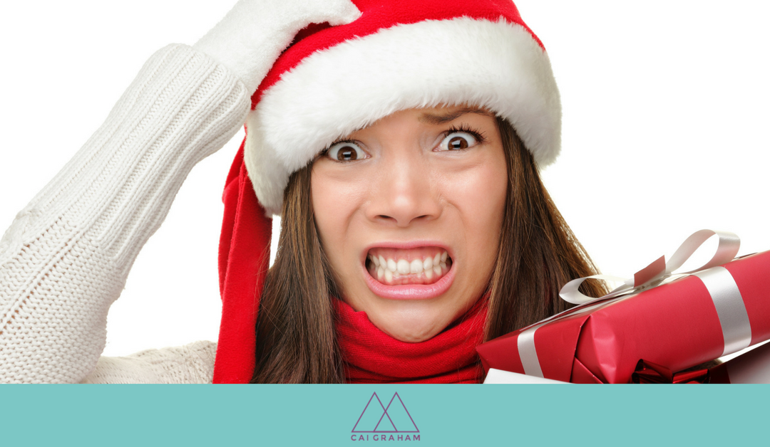 Stress Buster Exercise : Just in time for Christmas