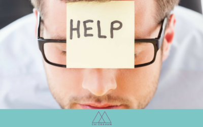 3 Steps to Reduce Overwhelm