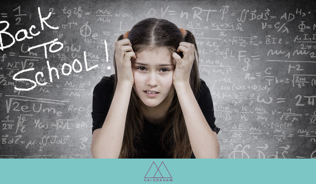 Back to School : Is your Teenager Coping?