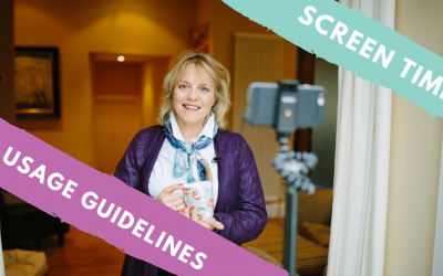 Screen Guidelines for Parents