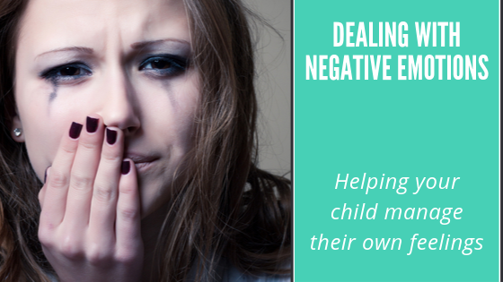 Helping Your Child Manage Their Feelings