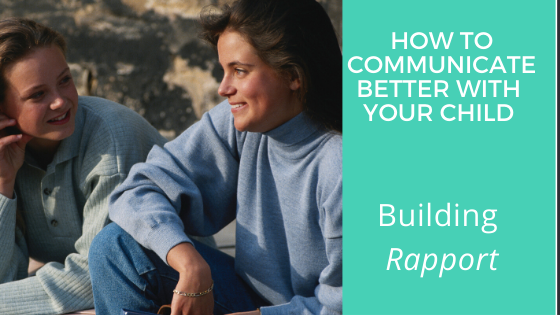 How to Build Better Relationships : RAPPORT