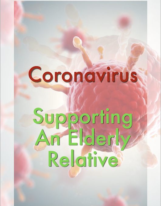 CORONAVIRUS : Supporting The Elderly