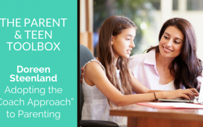 "Adopting the ""Coach Approach"" to Parenting featuring Doreen Steenland"