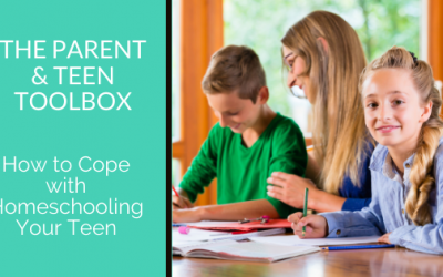 How to Cope with Homeschooling Your Teen