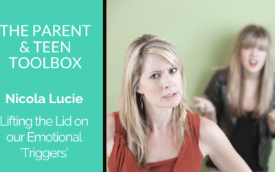 Lifting the Lid on our Emotional 'Triggers' featuring Nicola Lucie