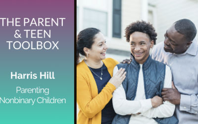 Parenting Nonbinary Children featuring Harris Hill