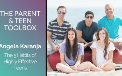 The 5 Habits of Highly Effective Teens featuring Angela Karanja