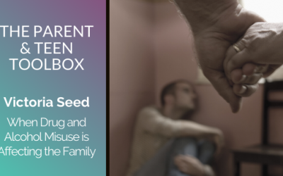 When Drug and Alcohol Misuse is Affecting the Family‬ featuring Victoria Seed