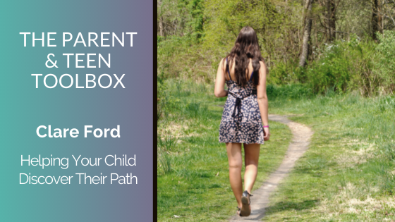 Helping Your Child Discover Their Path featuring Clare Ford
