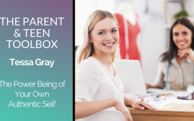 The Power Being of Your Own Authentic Self featuring Tessa Gray