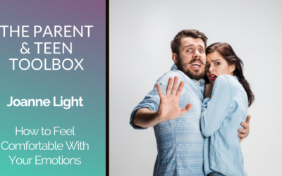 How to Feel Comfortable With Your Emotions featuring Joanne Light