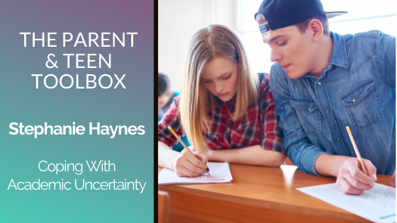 Coping With Academic Uncertainty featuring Stephanie Haynes